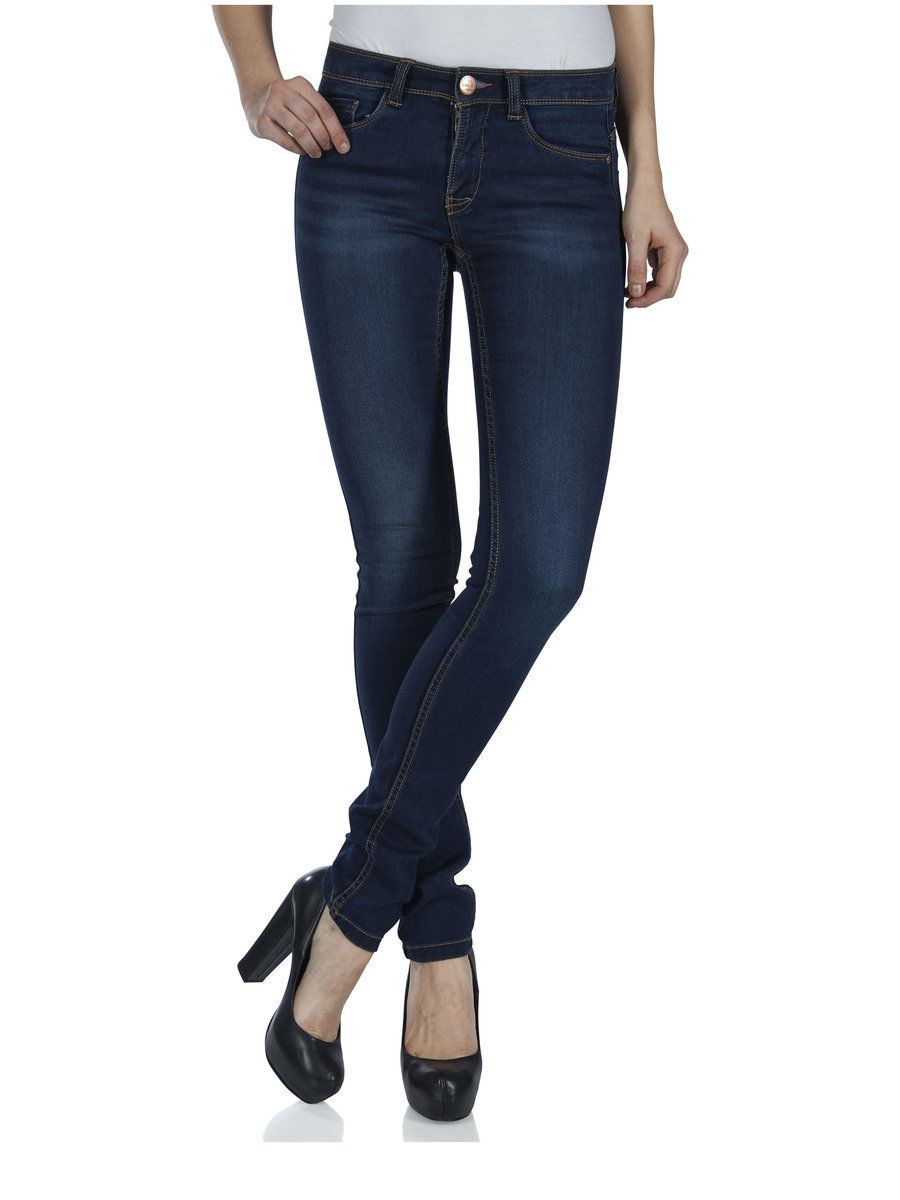 Solo-WOMEN-039-S-Jeans-Skinny-reg-soft-Ultimate-15077791 miniatura 7