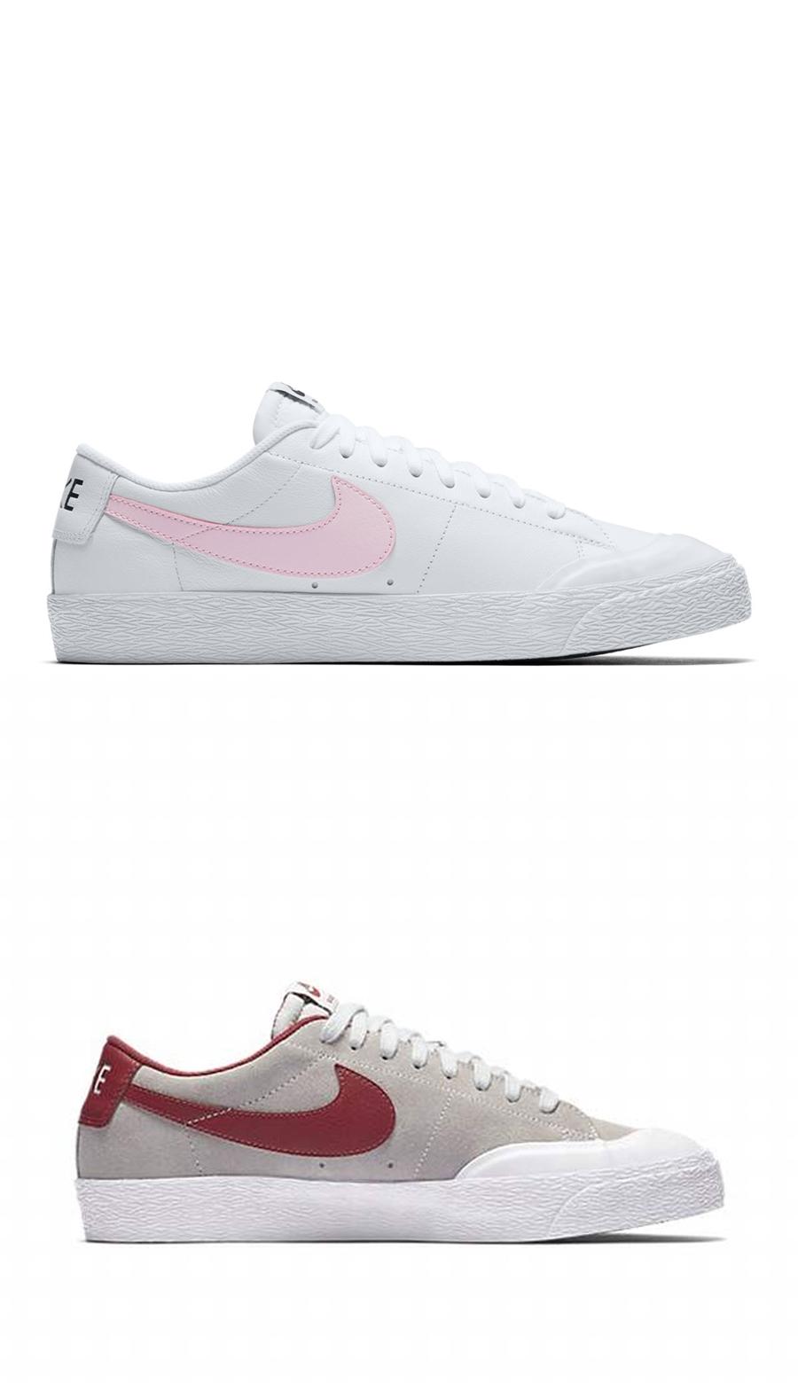 ec4428ecc4afb Homme chaussure sneaker NIKE SB BLAZER ZOOM LOW XT 864348