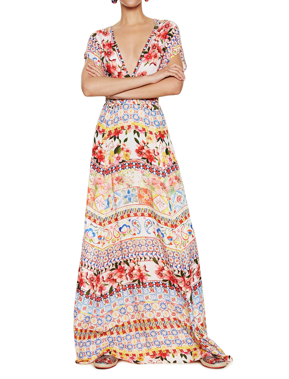 Vest Brigitte Desigual Lungo Donna Vestito Ebay 18swvw50 aqqfwAt