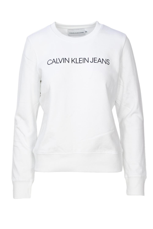 Calvin klein jeans sweatshirt women institutional logo j20j207827  94246e8a36a