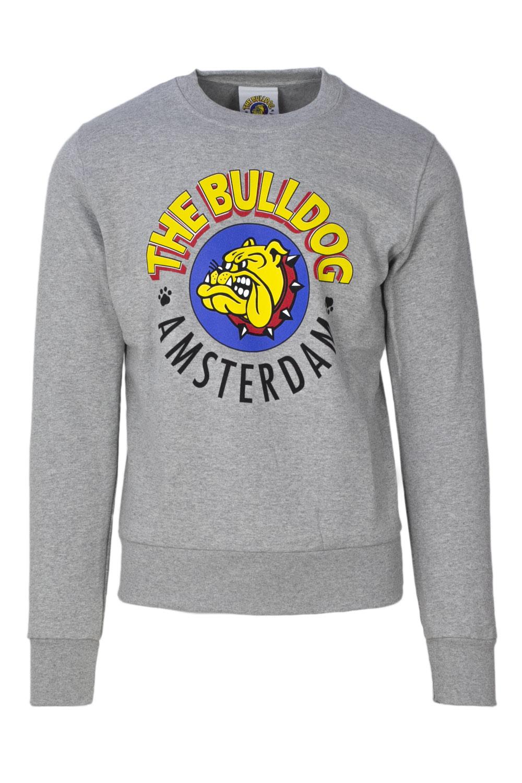 Details about The Bulldog Amsterdam Sweatshirt Mens Print TBDA 068 show original title