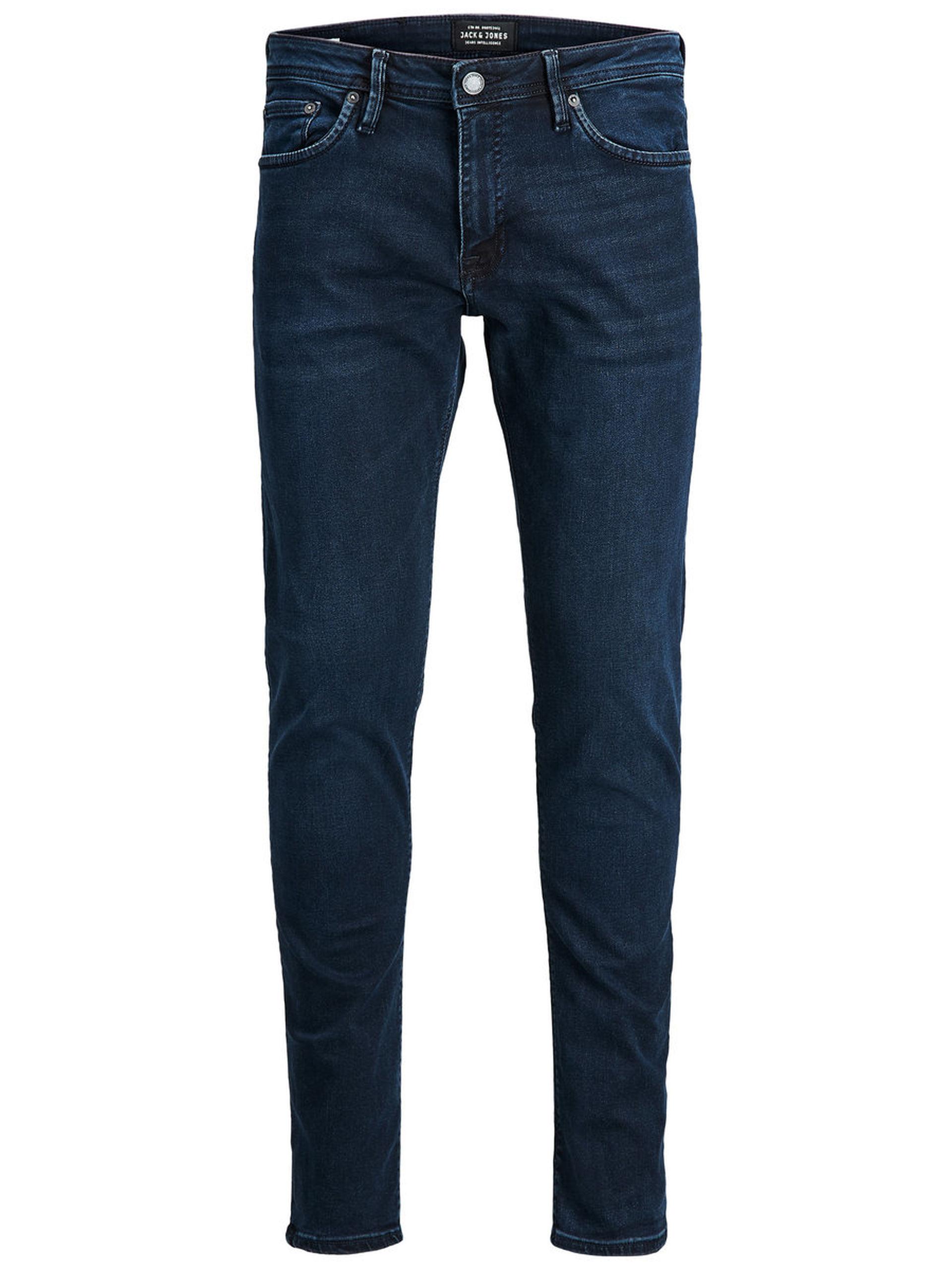 Jack /& Jones Hommes Jeans Glenn slim fit gris-w30//l32