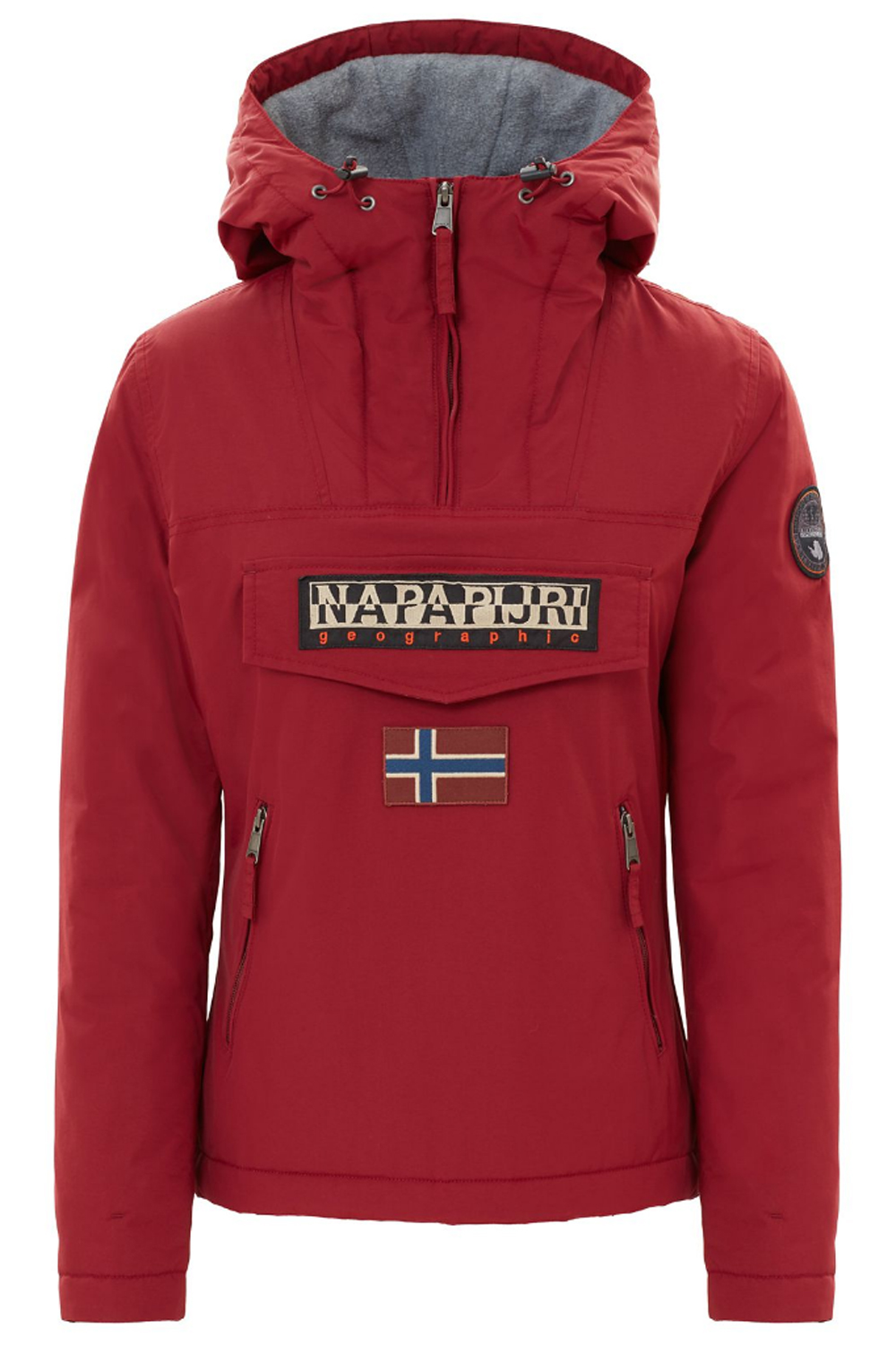 Official Napapijri Rainforest Veste 2018 femme Pocket Winter N0YI5B YYAqwC6