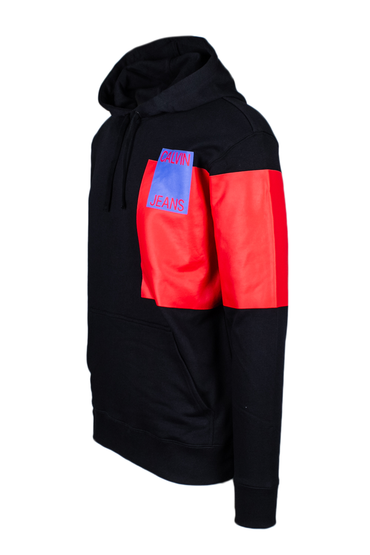 Details about Calvin Klein Jeans Hoodie Mens Chest REG Hoodie J30J309522 show original title