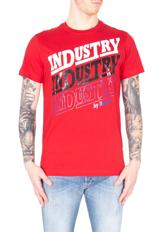 new arrival edee4 18607 Details zu Diesel T-shirt herren Diego-ra 00S3GF-0091B