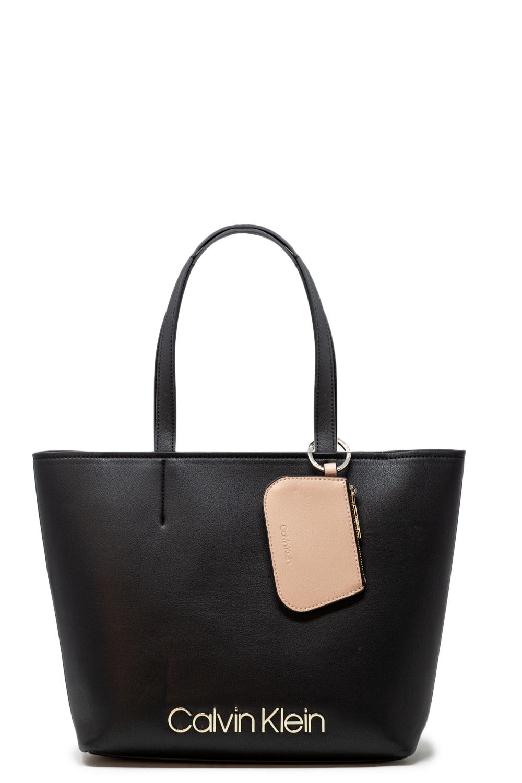 Details about Calvin Klein Woman bag must med shopper k60k605481