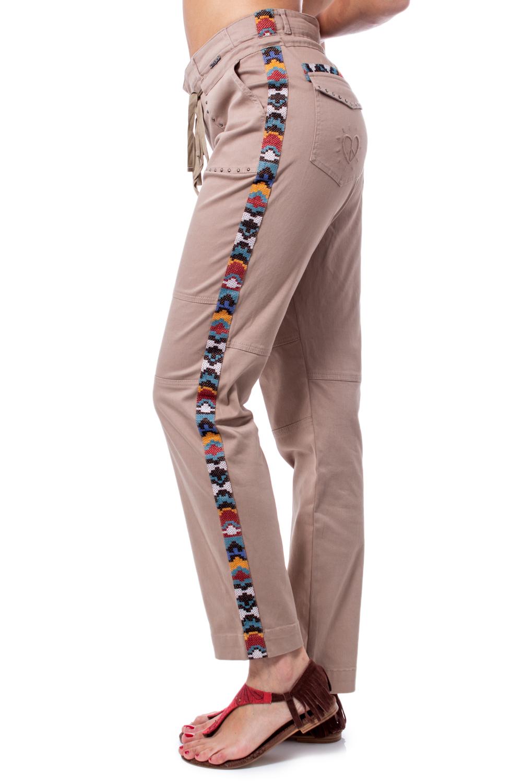 Desigual Trousers Indira Pantaloni Donna