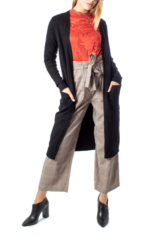 Details about Vila clothes Cardigan woman ril ls long knit cardigan noos 14042770