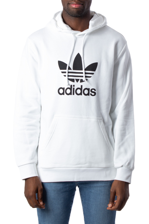 Details zu Hoodie Herren ADIDAS trefoil hoodie du7780