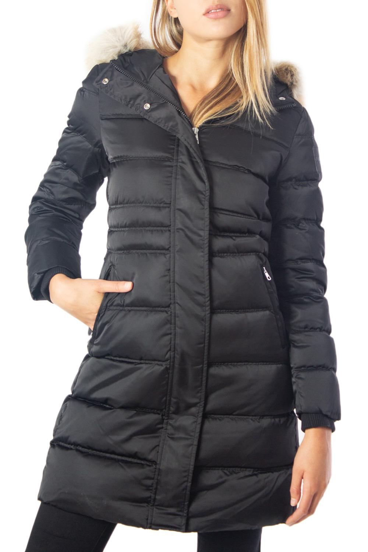Details about Woman Long down jacket CALVIN KLEIN JEANS mw down long nylon puffer j20j212082
