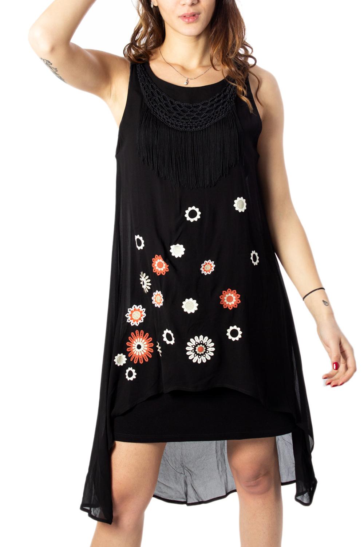 kurzes kleid damen desigual vest barrie 20swvw56 | ebay